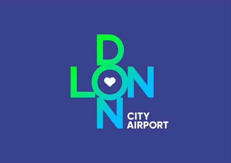 Logo London City Airport