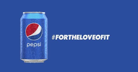 Pepsi : nouveau design produit et nouveau slogan