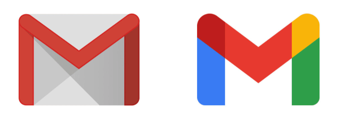 Logo Gmail refonte