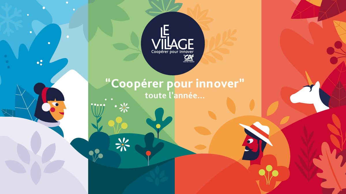Village By CA Centre France